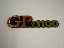 KAWASAKI . GPZ1100 B1 -'81, B2 - '82,  CAST REPRO SIDE COVER BADGE.