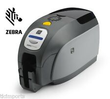 Zebra ZXP Series3 ID 2-Side Card Printer USB & FREE Ribbon PVC Cards & Software