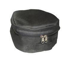 Black Bag for Headphones of Metal detector Minelab KOSS Garrett Whites Fisher XP