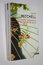 Les mille automnes de Jacob de Zoet -  David Mitchell - Points n° 2948