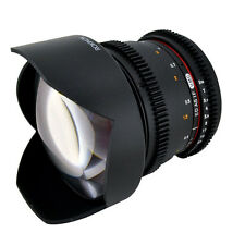 Rokinon 14mm T3.1 Cine Super Wide Angle Lens for Sony E-Mount - CV14M-NEX