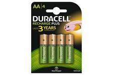Duracell 656.980UK nimh plus 1300mAh long lasting power rechargeable