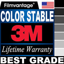"3M COLOR STABLE 5% VLT 20"" x 78"" WINDOW TINT ROLL 50.8cm x 198.12cm"