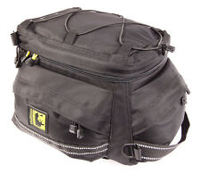Wolfman Luggage Wolf Tail Bag with Rain Cover Pack SX EXC CRF YZF KXF NEW