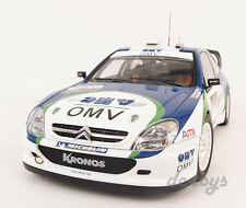 Autoart Citroen XSARA 2005 WRC Rally Cyprus M.Stohl #16 1:18 Limited 2000 Pieces