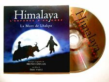 CD SINGLE B.O. FILM ▓ HIMALAYA ( L'ENFANCE D'UN CHEF ) : LA MORT DE LHAKPA
