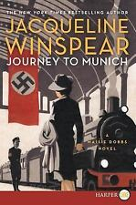 Maisie Dobbs: Journey to Munich 12 by Jacqueline Winspear (2016, Paperback,...