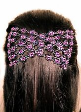 Magic Hair Clip EZ double comb Over 25 Different Hair styles for Women/Ladies mn