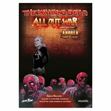 The Walking Dead All Out War - Andrea Booster - EXPANSION - MANTIC GAMES
