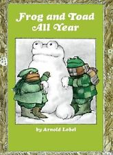 Frog and Toad All Year by Arnold Lobel (1948, Paperback)
