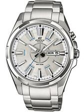 Casio Edifice EFR-102D -7 AVEF 100m Day-Date Watch RRP £ 125 Reino Unido distribuidor