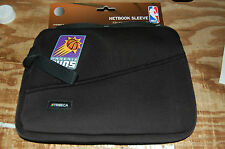 "Phoenix Suns Black Netbook Case Size  9"" - 10"" Netbooks Tribeca Basketball"