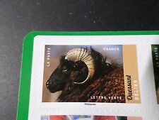 FRANCE 2017, timbre AUTOCOLLANT ANIMAUX ELEVAGE BELIER, RAM, neuf**, VF MNH