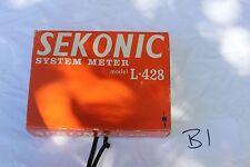 Sekonic L-428 System Meter - Light Meter