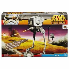 Star Wars Rebeldes: AT-DP (todo terreno defensa Pod) Walker vehículo (A8816) Hasbro