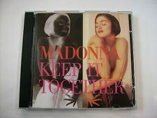 MADONNA - KEEP IT TOGETHER - CD SINGLE NUOVO AUSTRALIA 1993