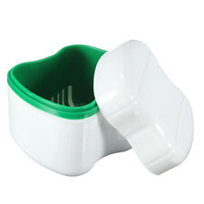 False Teeth Cleaning DentureTools Bath Appliance Rinsing Basket Container Hot