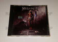 Countdown to Extinction by Megadeth (CD, 1992, Capitol) MADE IN ARGENTINA