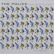 The Police Every Breath You Take CD NEW SEALED Message In A Bottle/Roxanne+