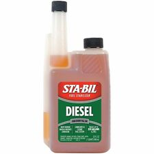 STA-BIL BOAT MARINE TRUCK DIESEL FUEL STABILIZER & CLEANER 32oz TREATS 320 GAL