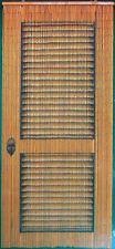 Louver Door Beaded Curtain Window Bedroom 125 Strands Decorative Panel Drape