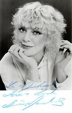 AIMI MACDONALD EARLY HANDSIGNED & DEDICATED 5.5 x 3.5 PHOTOGRAPH