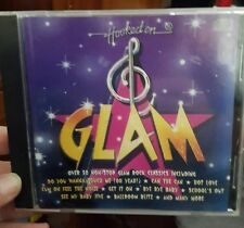 Hooked on Glam - MUSIC CD - FREE POST
