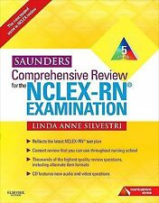 Saunders Comprehensive Review for the NCLEX-RN Examination by Linda Anne...