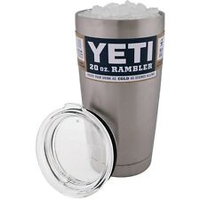 20oz Yeti Rambler Stainless Steel Coffee Mug Cup Insulated Tumbler New