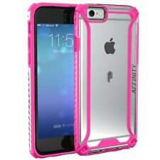 POETIC Affinity Dual Material Protective Bumper Case for Apple iPhone 6S/ 6 Pink