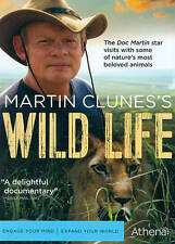 Martin Clunes's Wild Life Like New DVD! FREE SHIPPING