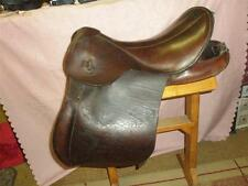 ANTIQUE GERMAN MILITARIA HORSE SADDLE