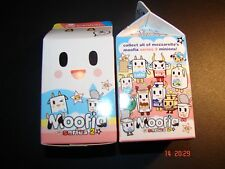 TOKIDOKI MOOFIA Series 2 Blind Box Figure x 2