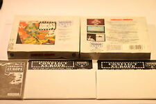 RARE 5.25 DISK IBM  PC GAME Game Conflict Europe  by PC MIRROR IMAGE