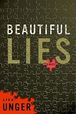 Beautiful Lies (Ridley Jones) Unger, Lisa Paperback