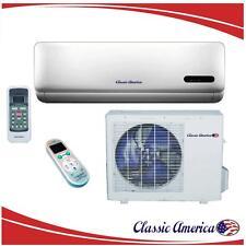 12000 BTU Ductless Mini Split A/C AC Air Conditioner Heat Pump 15SEER 12,000 BTU