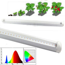 Full Spectrum Indoor Plant Grow Light T5 Growth Tube White Light 5W 30cm Length
