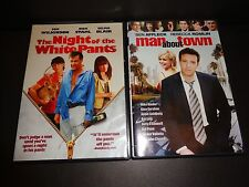 THE NIGHT OF THE WHITE PANTS & MAN ABOUT TOWN-2 movies-TOM WILKINSON,BEN AFFLECK