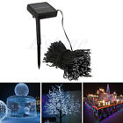 100/200 LED Solar Chaser String Fairy Lights Indoor Outdoor Xmas Christmas Party