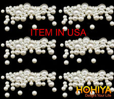73 Vase Filler Pearls Beads Pebbles Wedding Decorative Centerpieces Plastic Ball