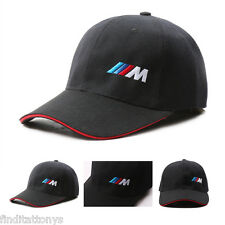 NEW BMW M Power Baseball Cap Hat Sport Motorsport Racing Cotton FREE SHIPPING
