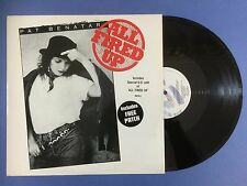 Pat Benatar - All Fired Up / Cool Zero, Chrysalis PATX-5 Ex+ Condition