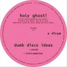 "Holy Ghost! - Dumb Disco Ideas 12"" DFA Records 2013 Sealed New"