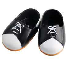 best gift fashion for kids gift shoes for 18inch American girl doll party b372