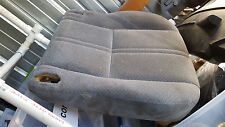 1997-2001 TOYOTA CAMRY FRONT DRIVER SEAT CUSHION ( bottom) FB19 GREY