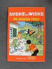 Suske en Wiske  de gouden friet ozo uitgave 1990