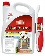 Insect Killer Bug Spray Roach Ant Spider Indoor Outdoor Home Pest Control 1 Gal