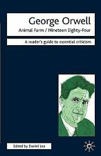 Readers' Guides to Essential Criticism: George Orwell : Animal Farm -...