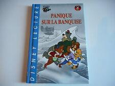 PANIQUE SUR LA BANQUISE - DISNEY LECTURE - PETIT FORMAT