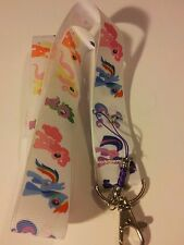 My Little Pony White Lanyard